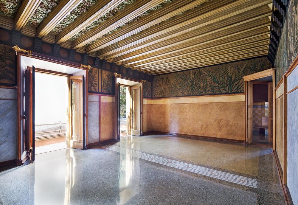 Detalles de la Casa Vicens