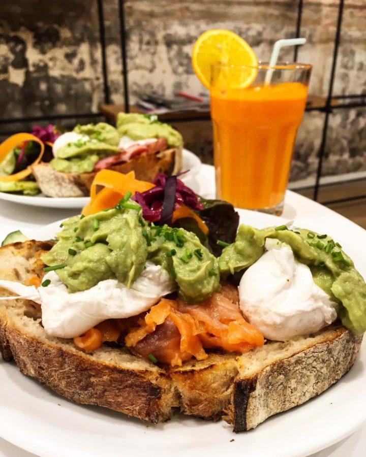 Restaurantes de Barcelona en Instagram en Poblenou