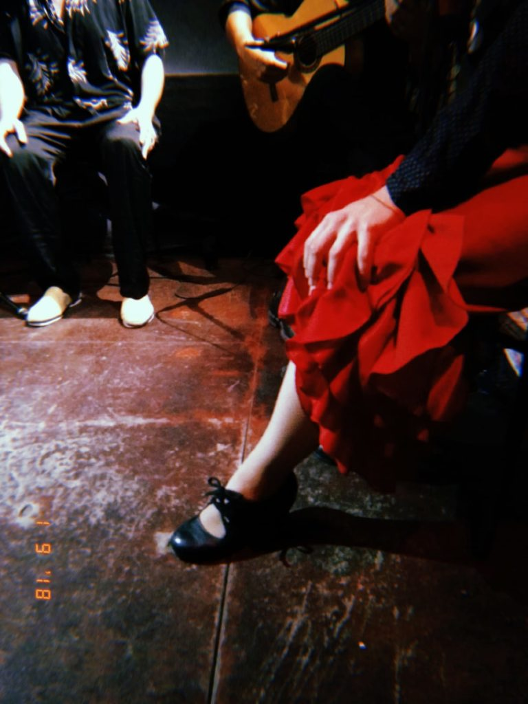 El 23 Robadors es un lugar donde ver flamenco en Barcelona
