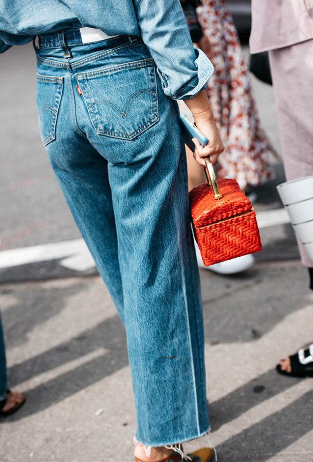 tendencias de pantalones vaqueros en 2020