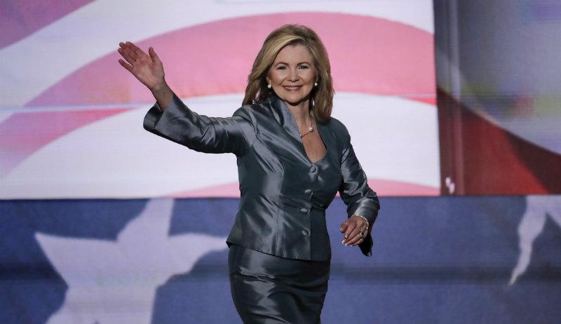 Marsha Blackburn elegida al Congreso de Estados Unidos