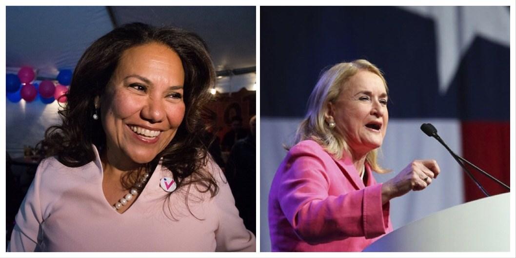 Latinas en el Congreso de Estados Unidos