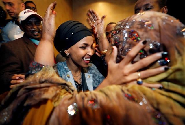 Musulmanas en el Congreso de Estados Unidos