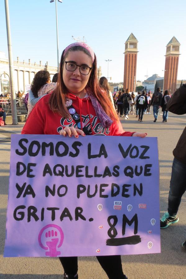 Marcha feminista 8M
