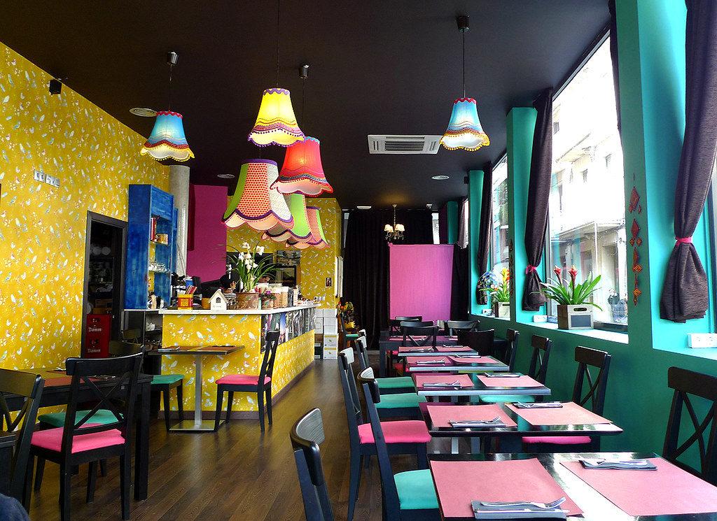 Así es el Petit Bangkok Barcelona de la calle Vallirana