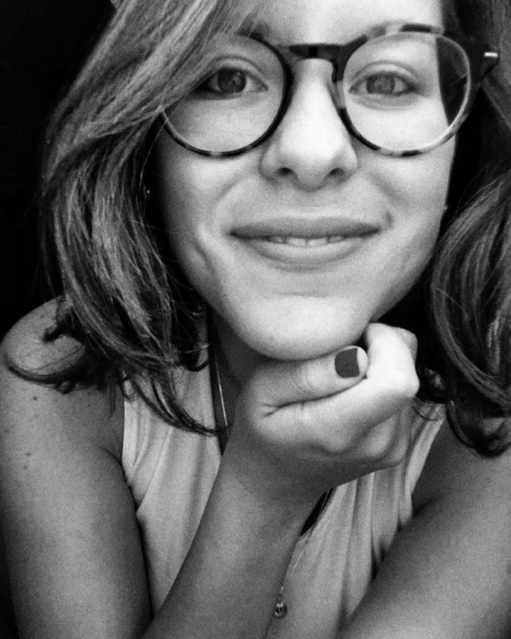 Irene Benavent periodista