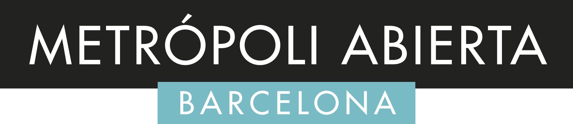 metropoli abierta barcelona logo