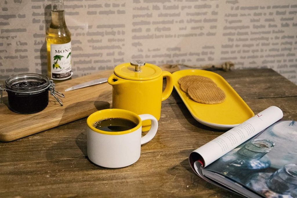 Taza minimalista de La Cafetière