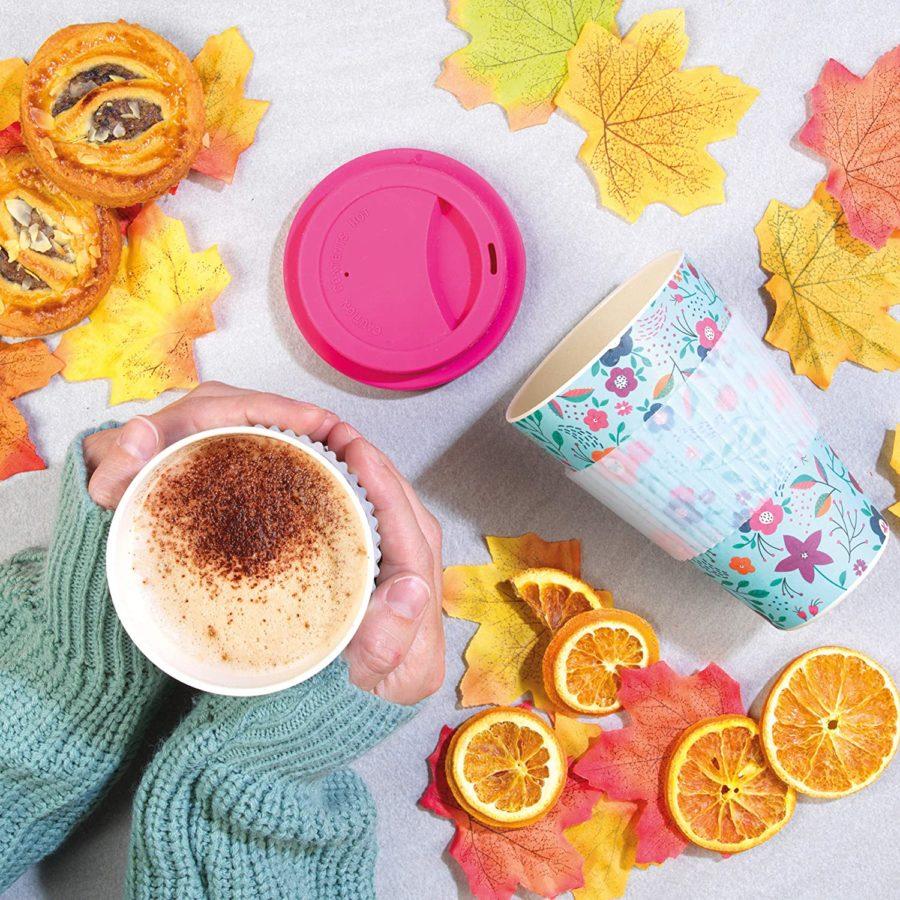 tazas bonitas para tomar café en la oficina
