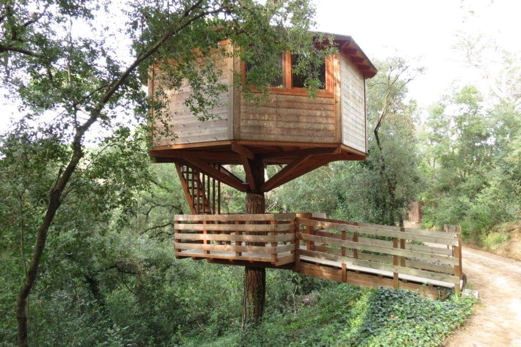 Cabaña Cep en Cabanes Dosrius en Barcelona