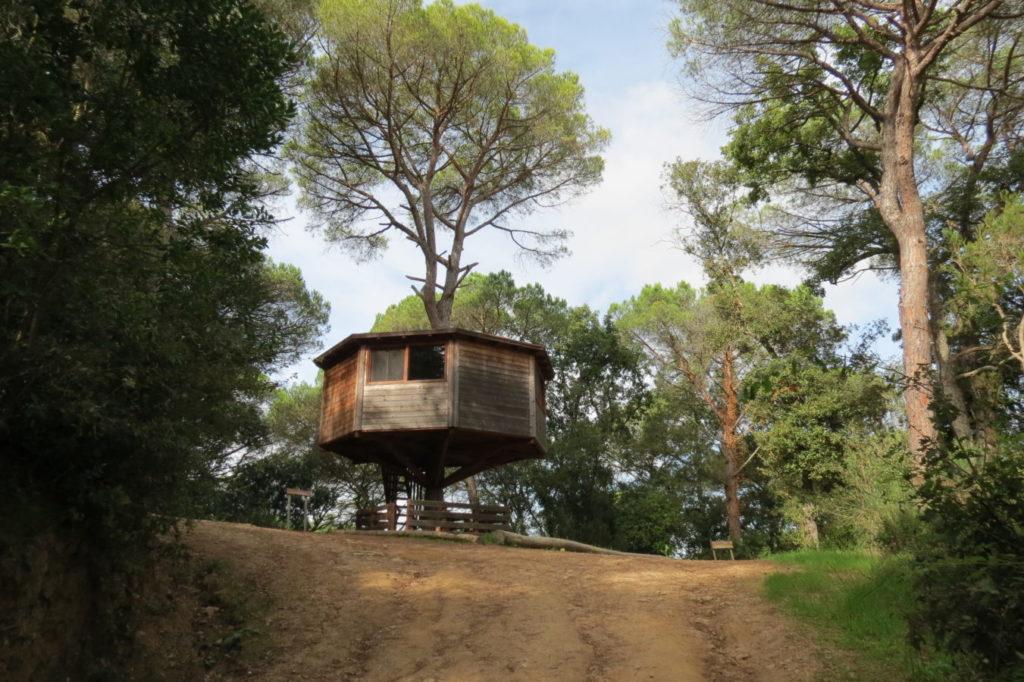 La cabaña Llanega es la primera que verás después de subir durante 15 minutos caminando