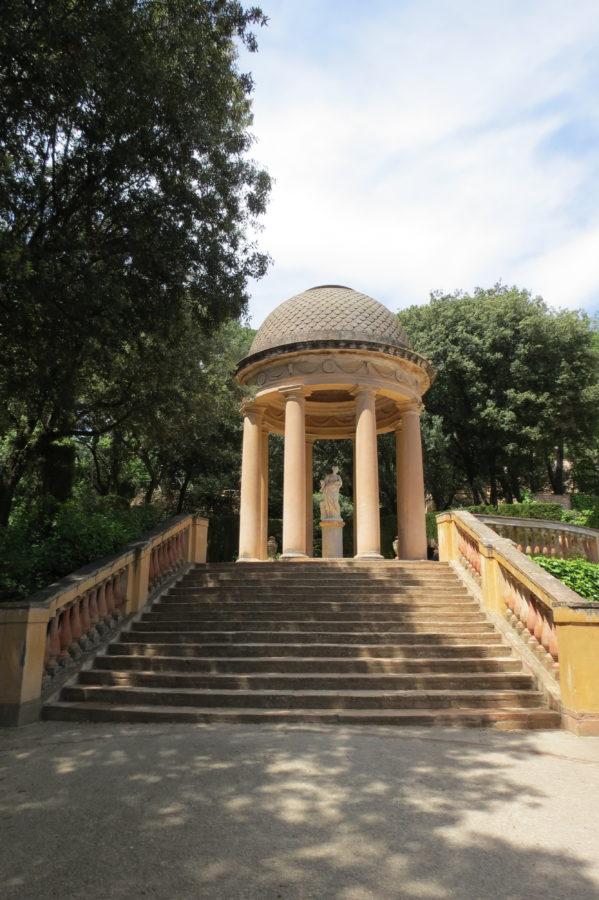 Templete de Dánae